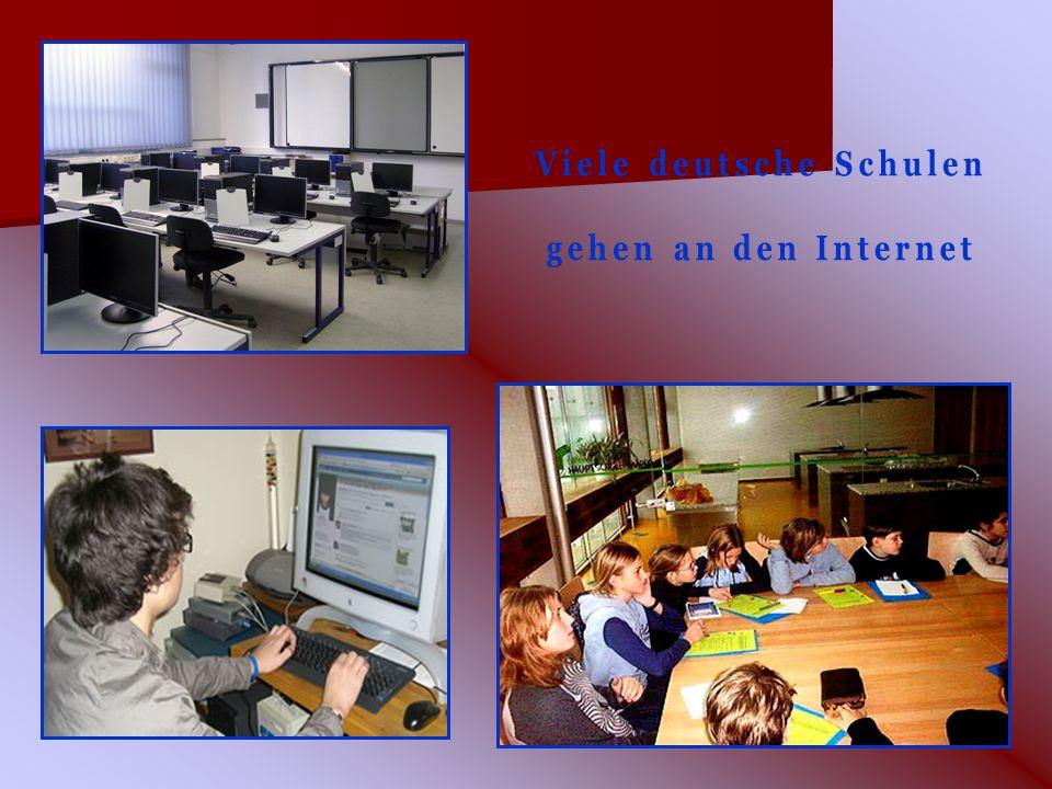 Viele deutsche Schulen