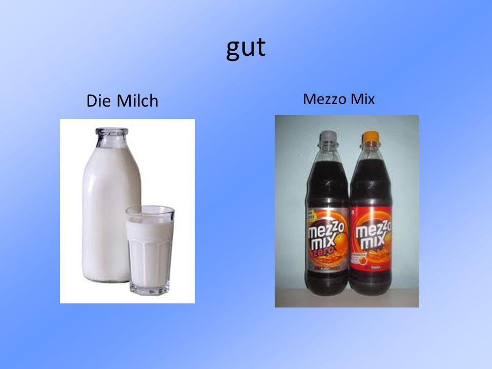 gut Die Milch Mezzo Mix