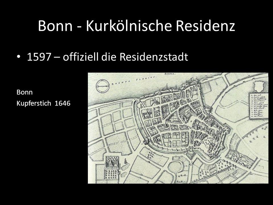 Bonn - Kurkölnische Residenz