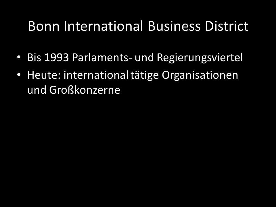 Bonn International Business District