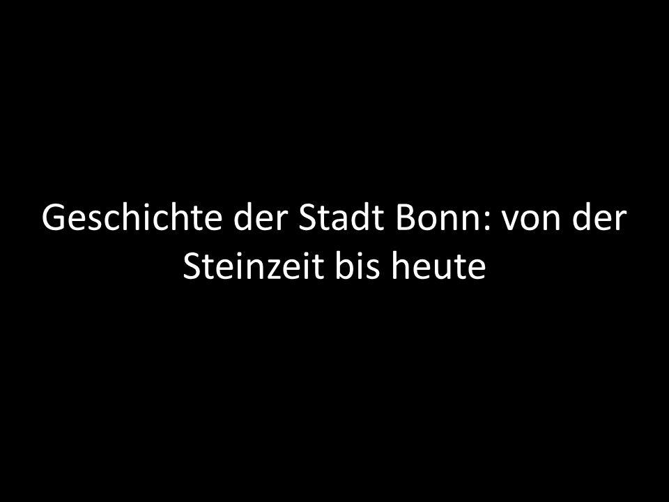 Steinzeit Bonn geheimnisvolles bonn ppt herunterladen