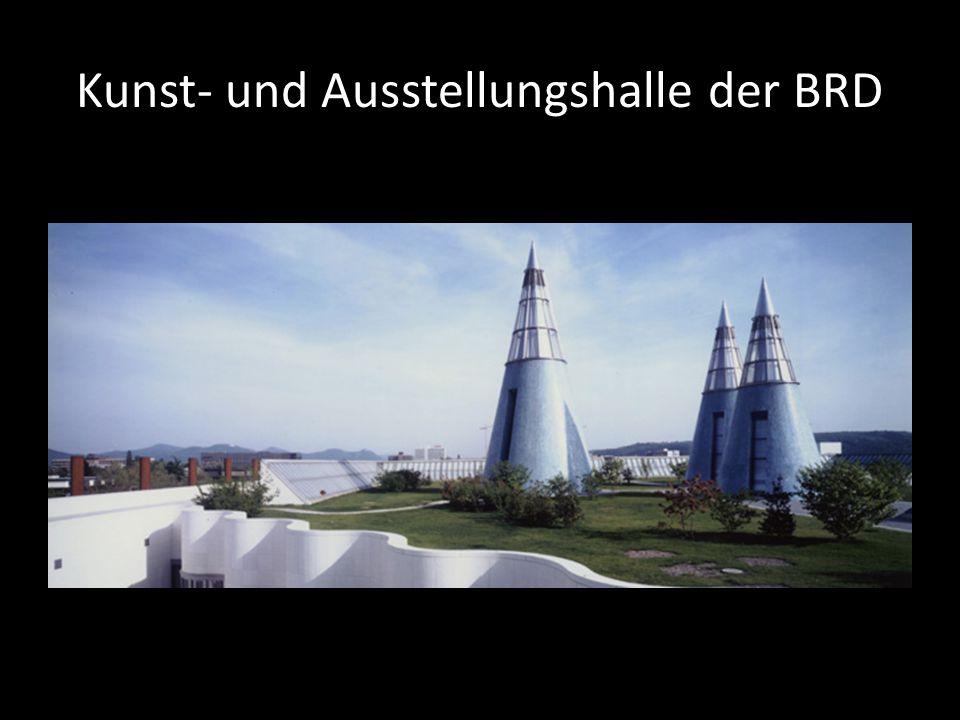 Kunst- und Ausstellungshalle der BRD