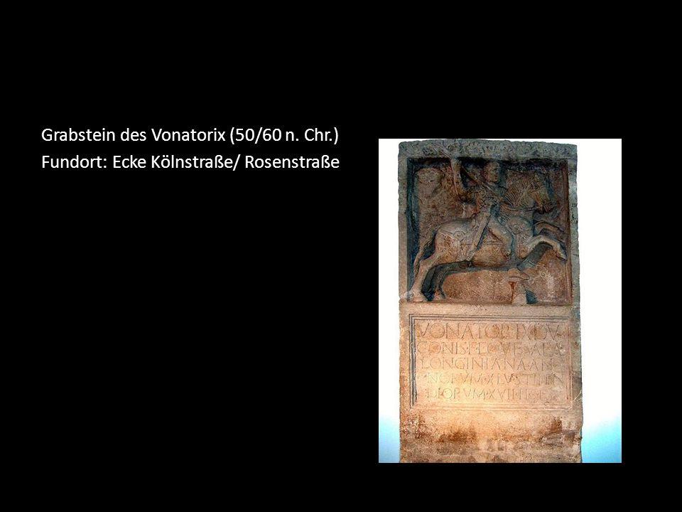 Grabstein des Vonatorix (50/60 n. Chr