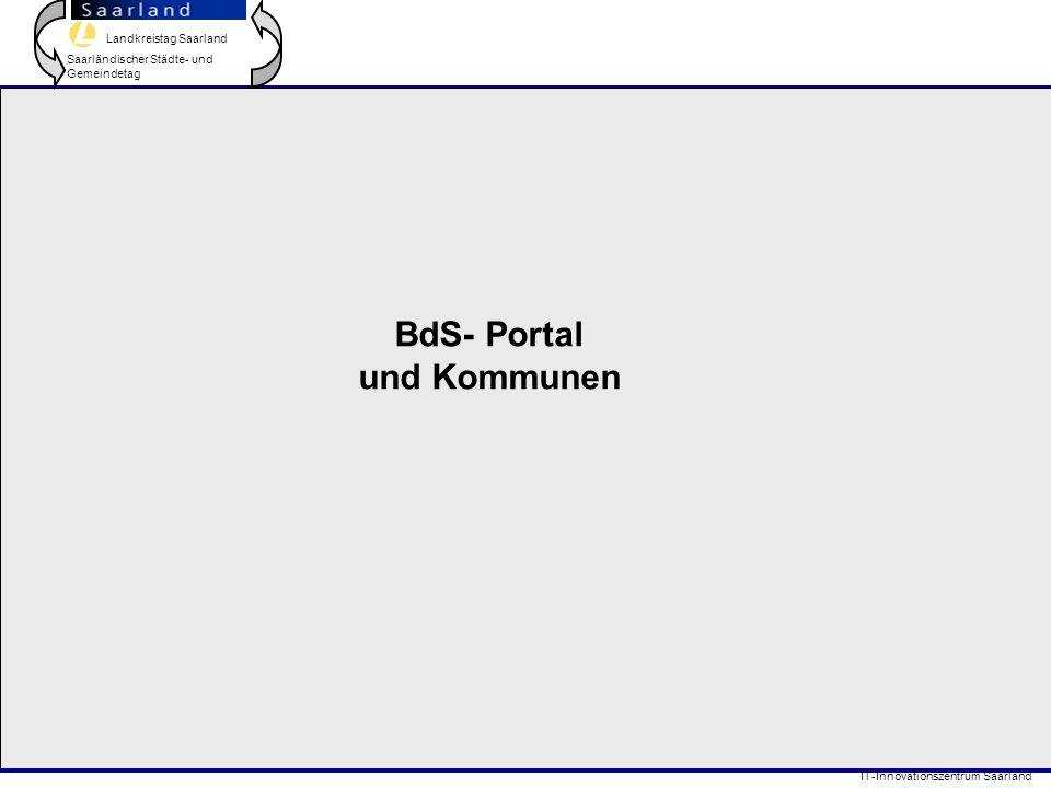BdS- Portal und Kommunen