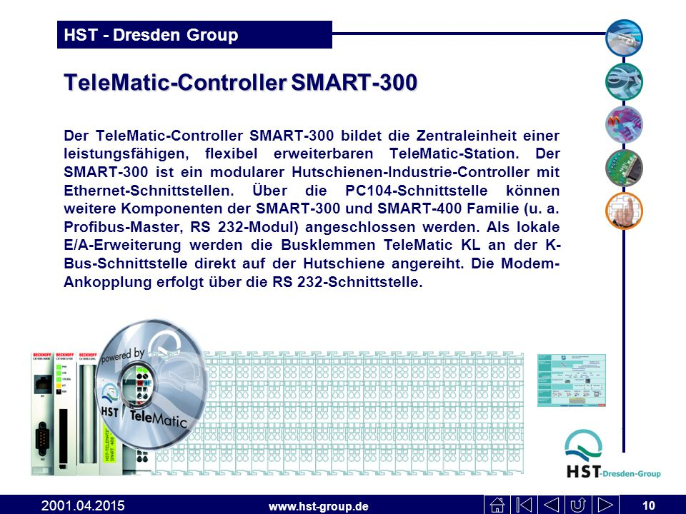 TeleMatic-Controller SMART-300