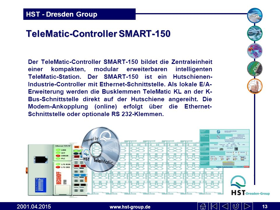TeleMatic-Controller SMART-150