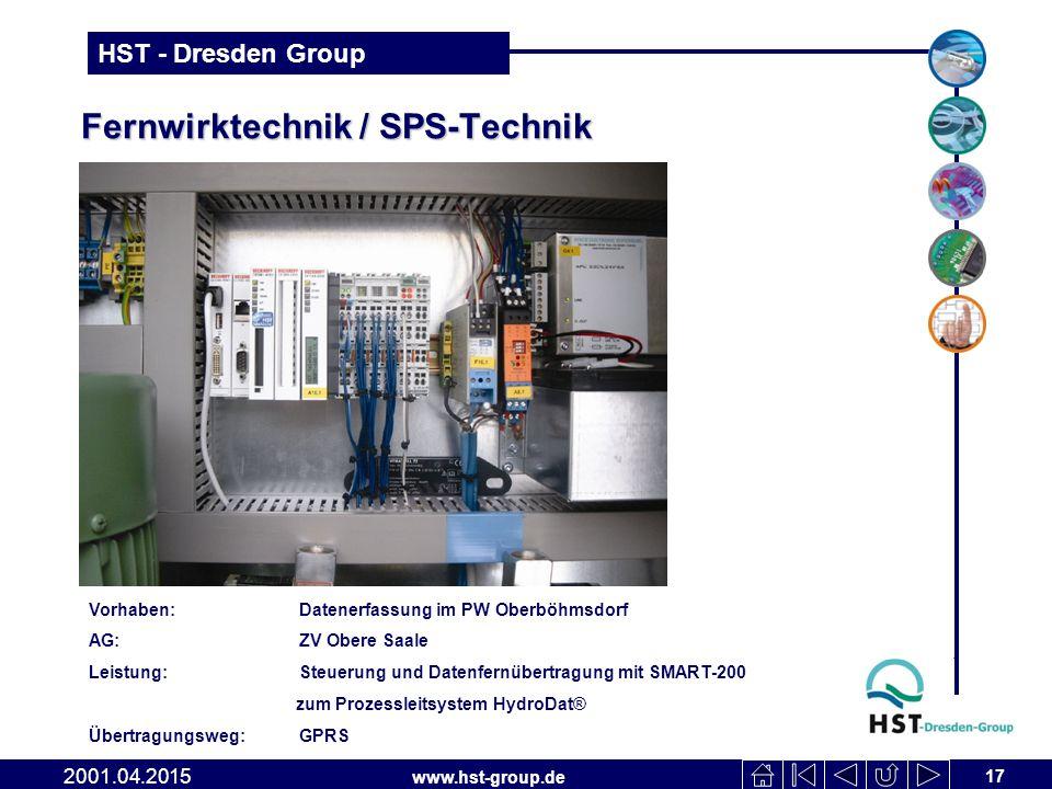 Fernwirktechnik / SPS-Technik