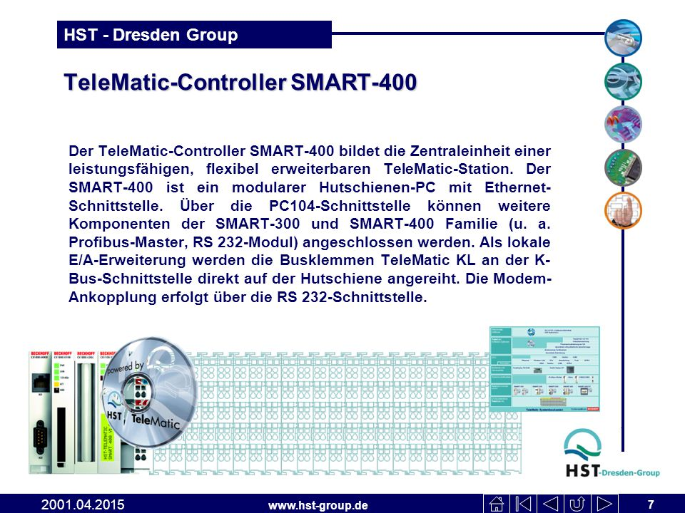 TeleMatic-Controller SMART-400