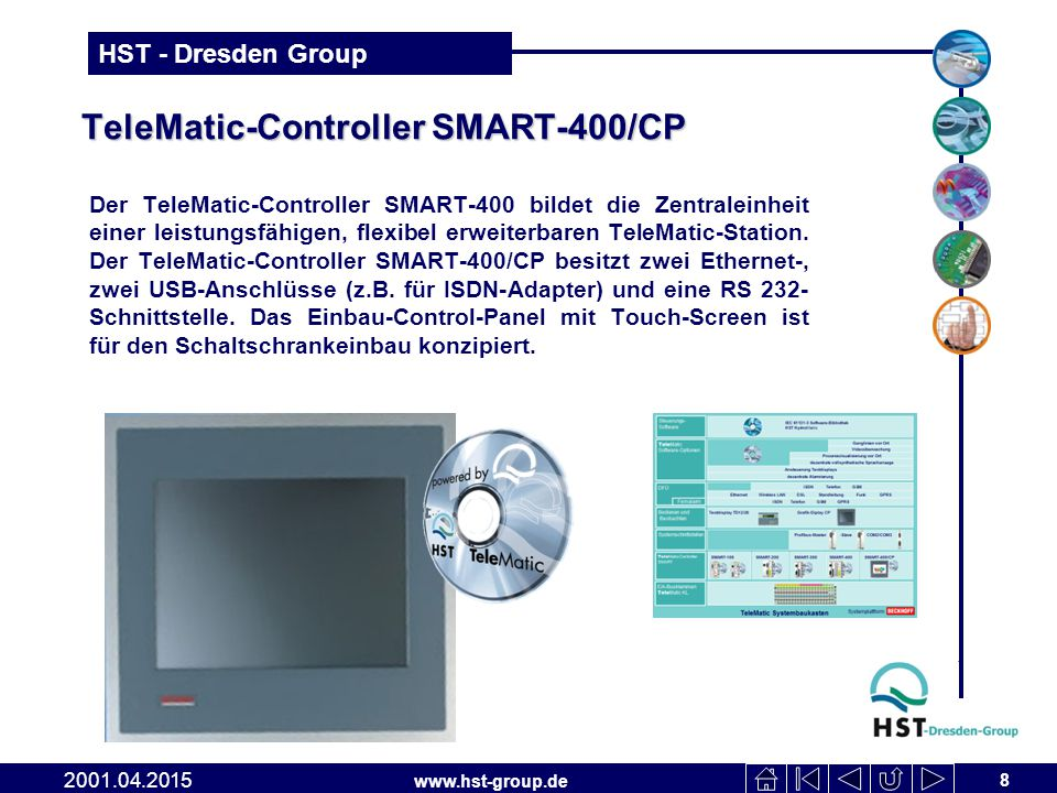 TeleMatic-Controller SMART-400/CP