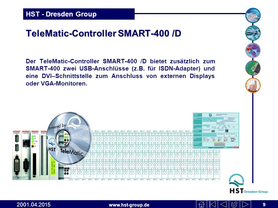 TeleMatic-Controller SMART-400 /D