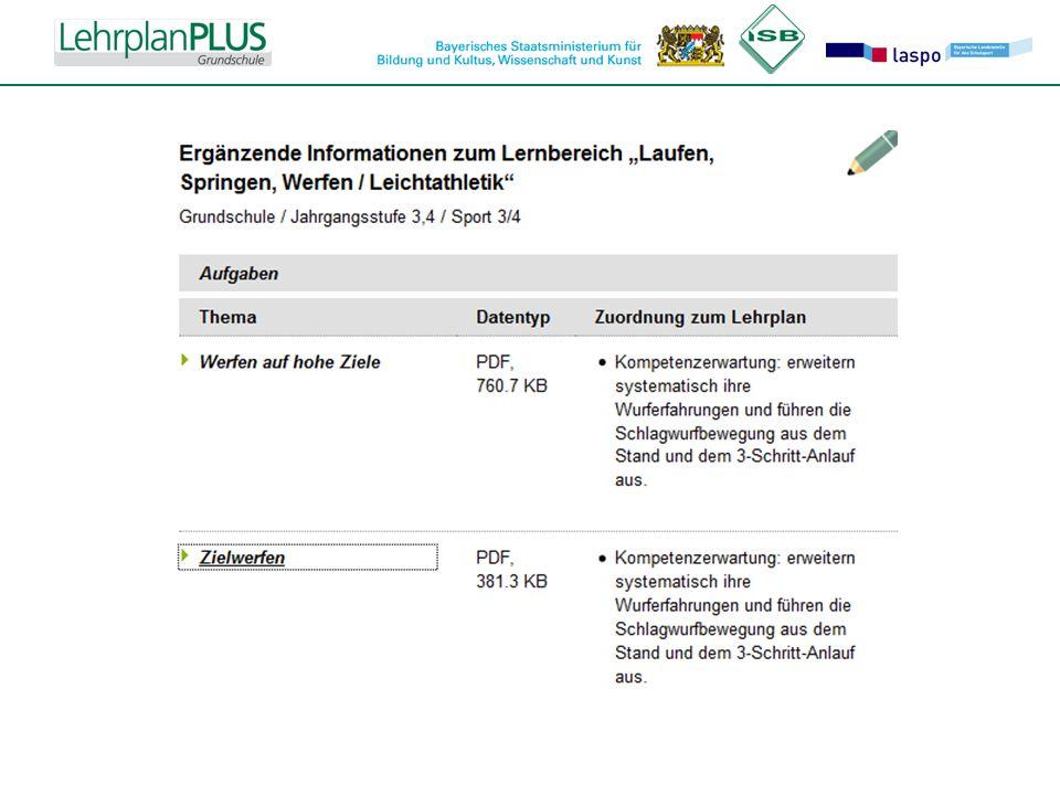 Beispiel für LIS +Aufgabenbeispiele