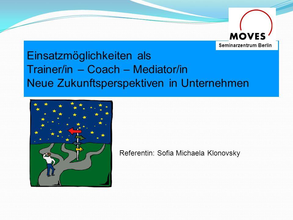 Referentin: Sofia Michaela Klonovsky