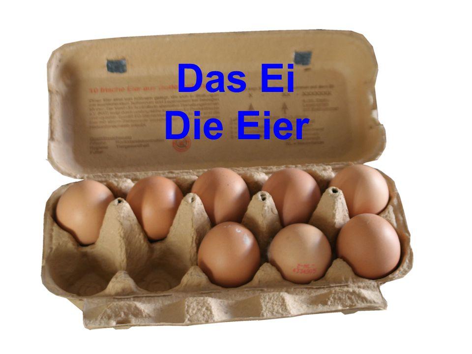 Das Ei Die Eier