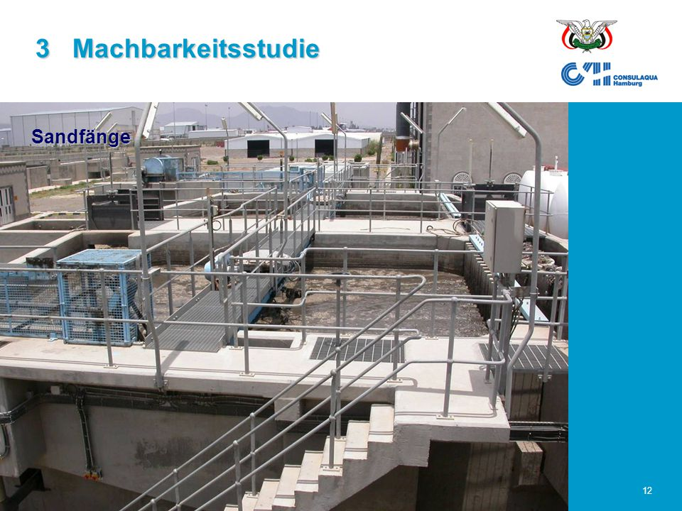 Abwasserwirtschaft im Großraum Sana a