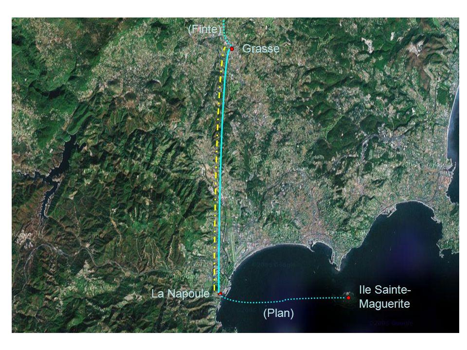 (Finte) Grasse Ile Sainte-Maguerite La Napoule (Plan)