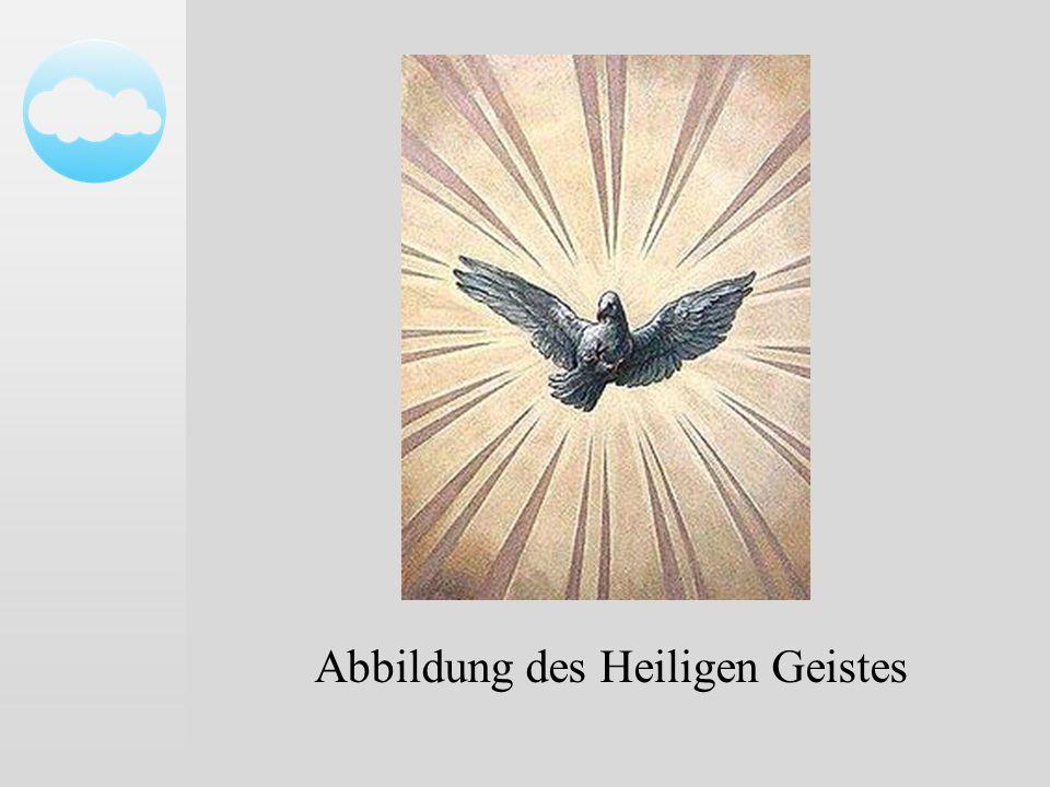 Abbildung des Heiligen Geistes