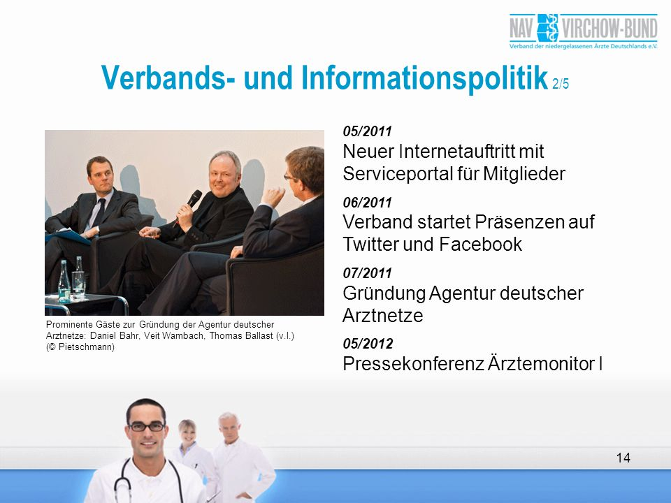 Verbands- und Informationspolitik 2/5