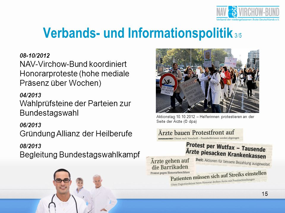 Verbands- und Informationspolitik 3/5