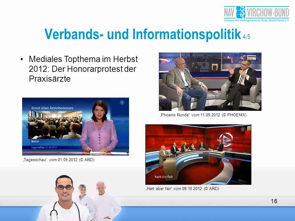 Verbands- und Informationspolitik 4/5