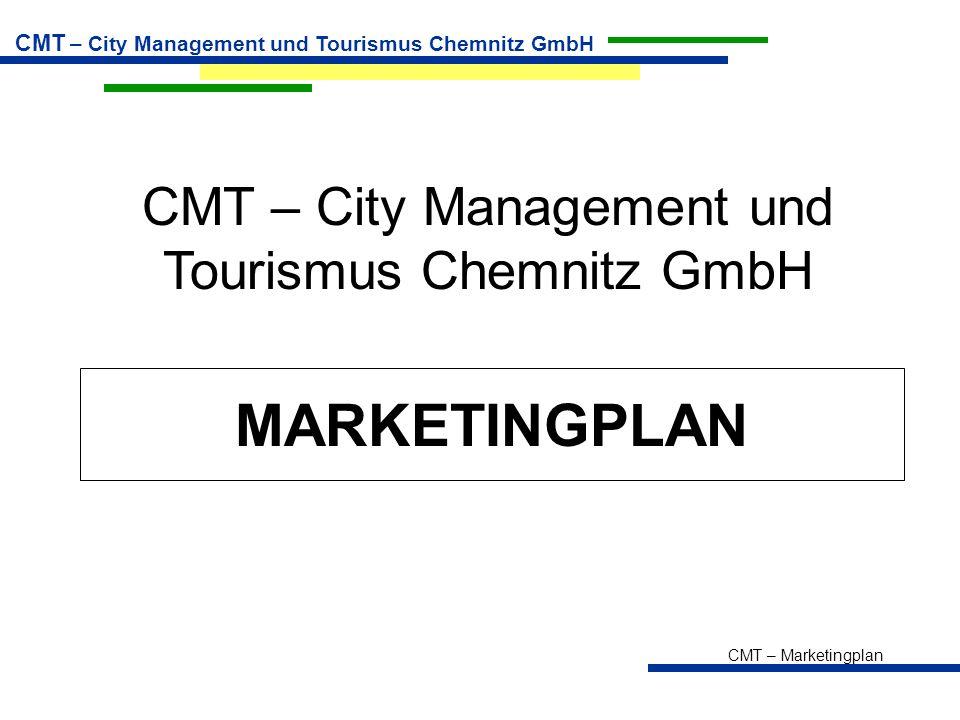 CMT – City Management und Tourismus Chemnitz GmbH