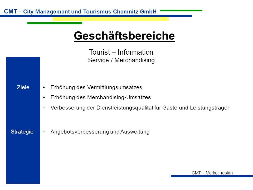 Tourist – Information Service / Merchandising