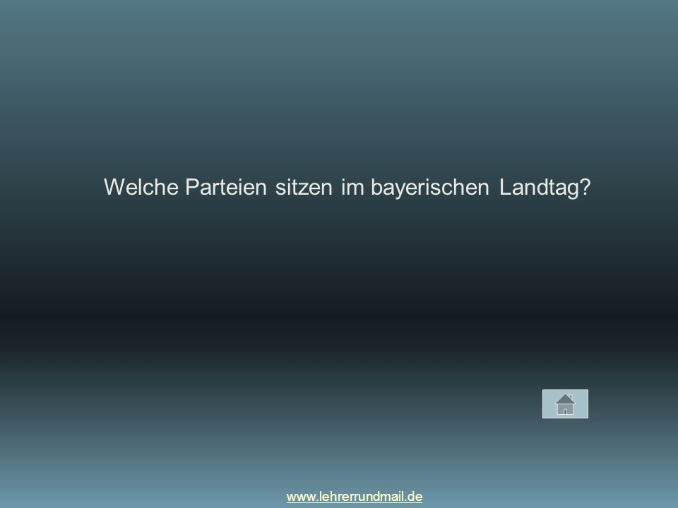 Welche Parteien sitzen im bayerischen Landtag
