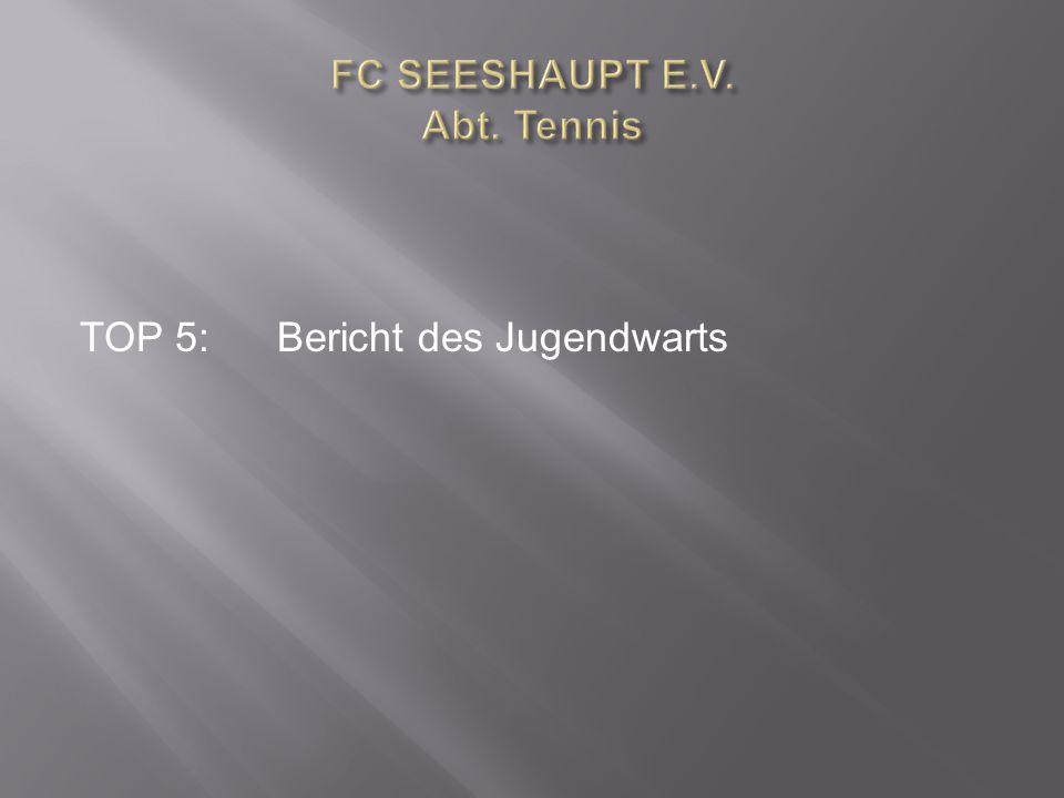 FC SEESHAUPT E.V. Abt. Tennis