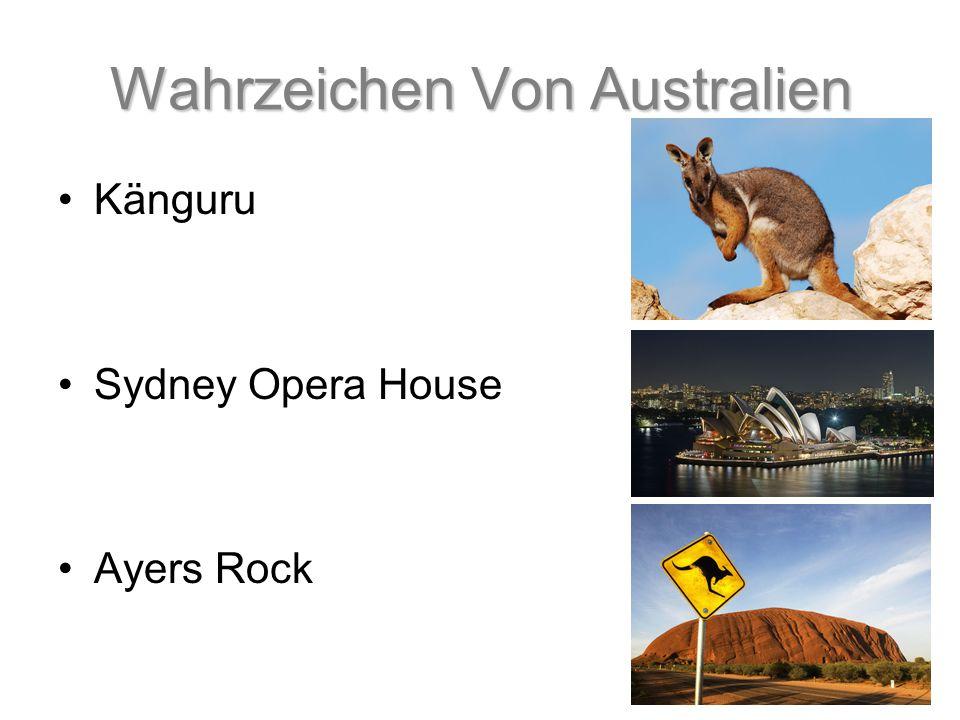 Wahrzeichen Von Australien