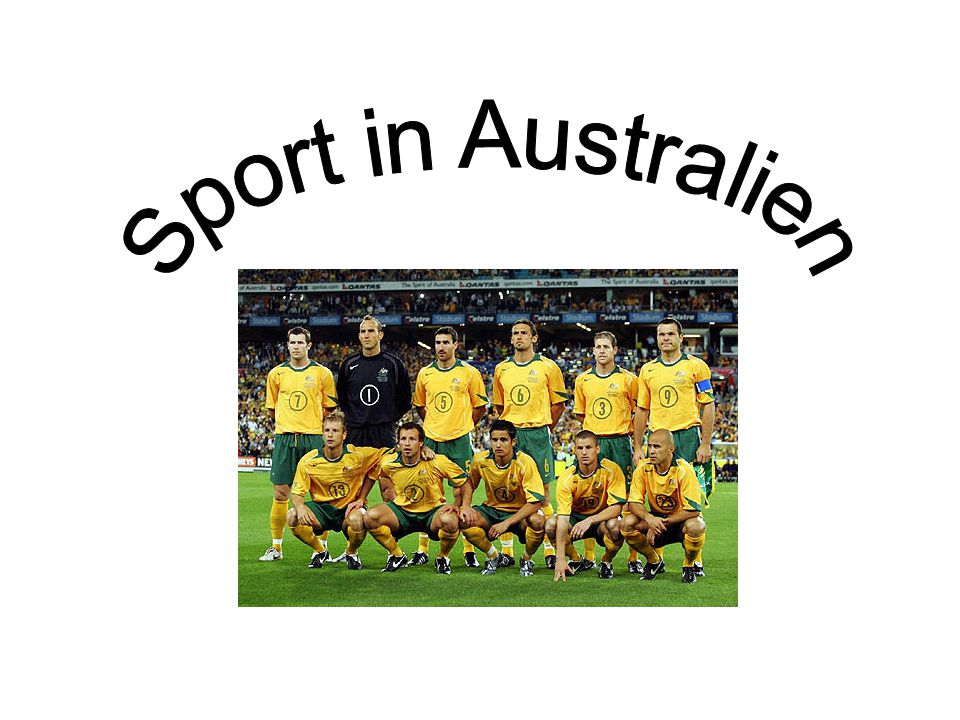 Sport in Australien