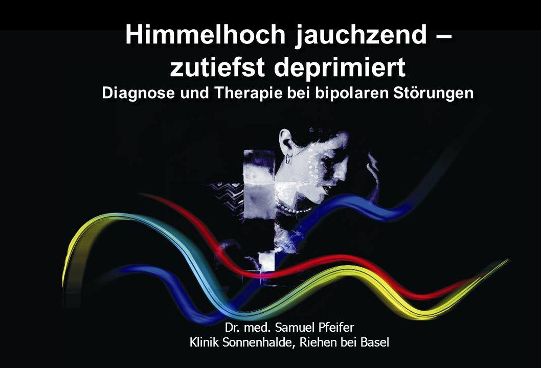 Dr. med. Samuel Pfeifer Klinik Sonnenhalde, Riehen bei Basel