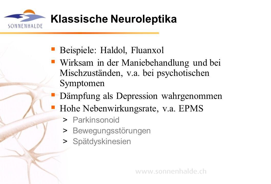 Klassische Neuroleptika