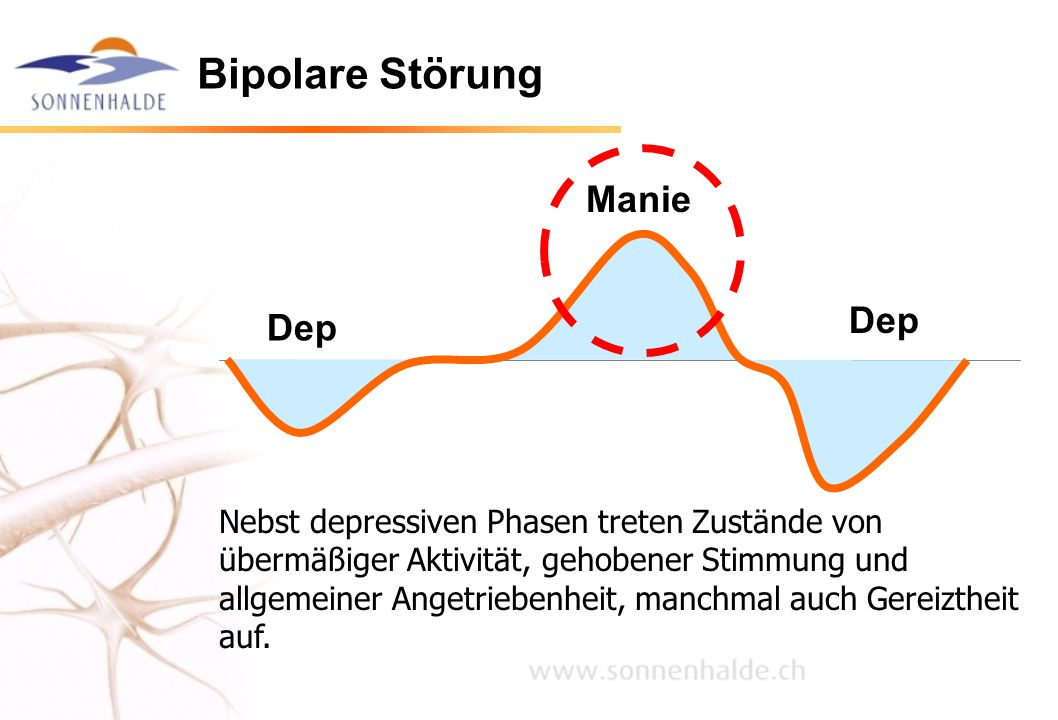 Bipolare Störung Manie Dep Dep