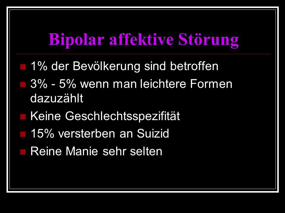 Bipolar affektive Störung