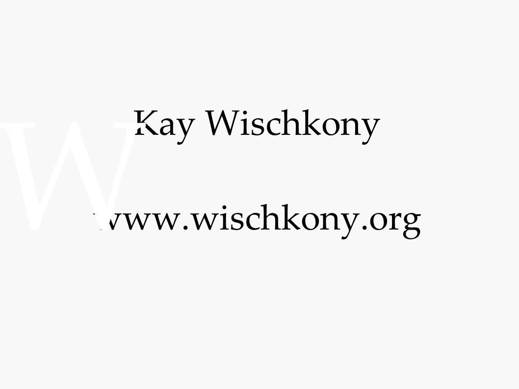 Kay Wischkony www.wischkony.org