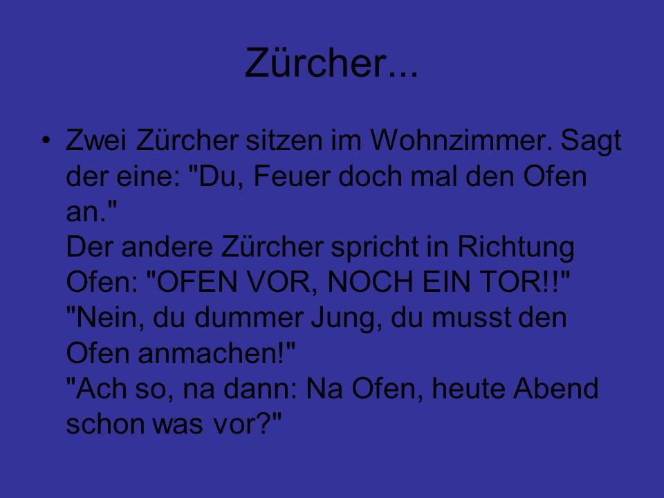 Zürcher...