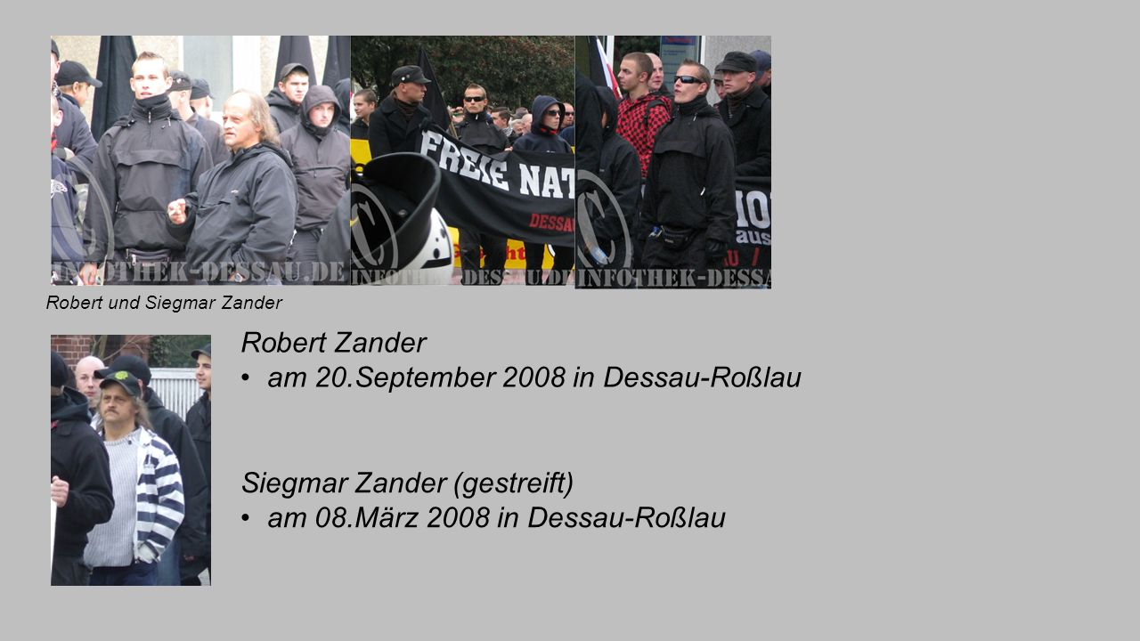 am 20.September 2008 in Dessau-Roßlau