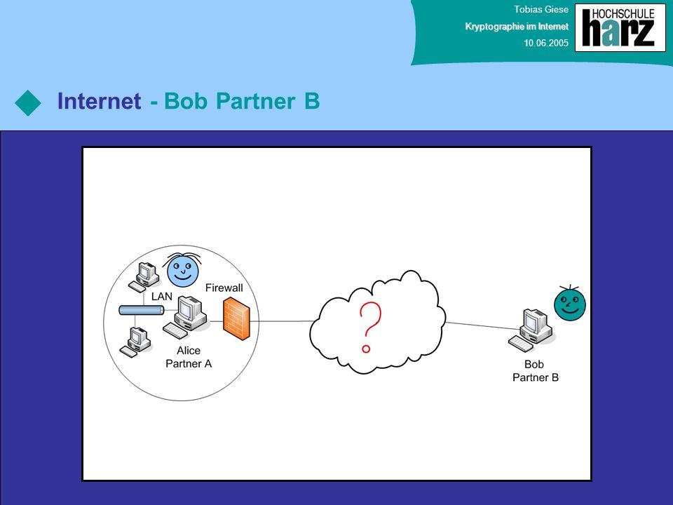 Internet - Bob Partner B