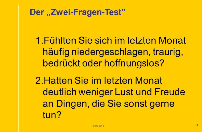 """Der """"Zwei-Fragen-Test"""