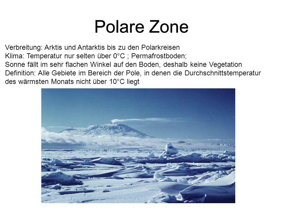 Polare Zone Polare Zone