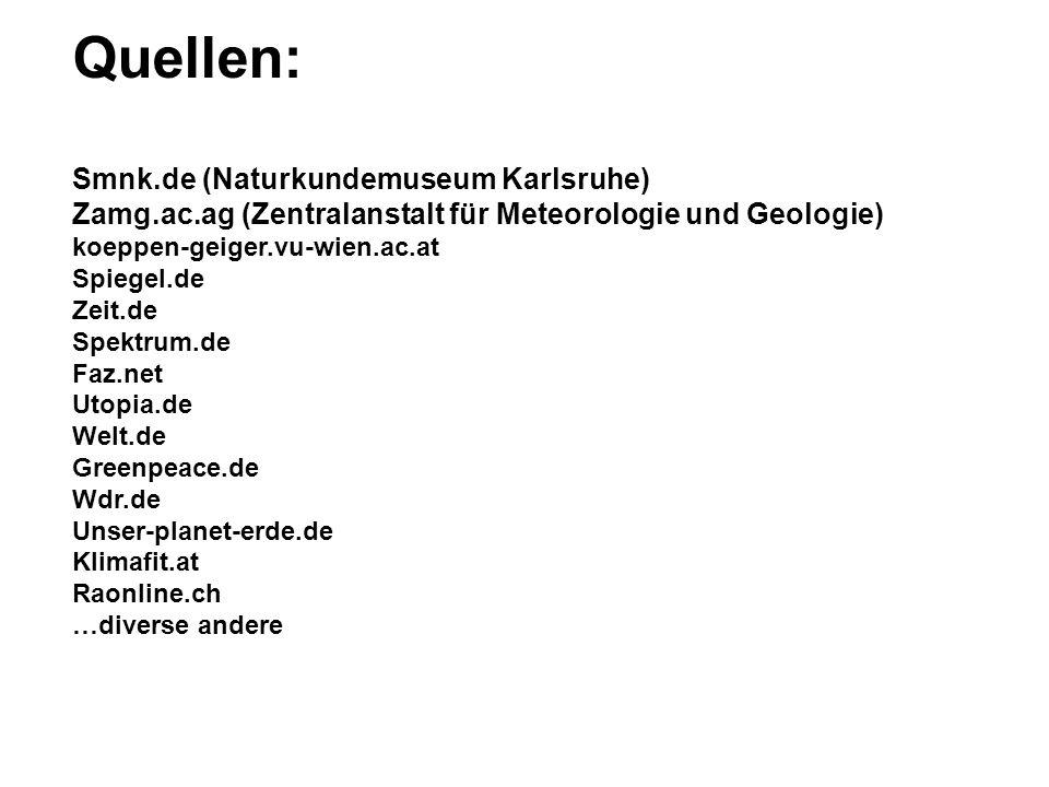 Quellen: Smnk.de (Naturkundemuseum Karlsruhe)