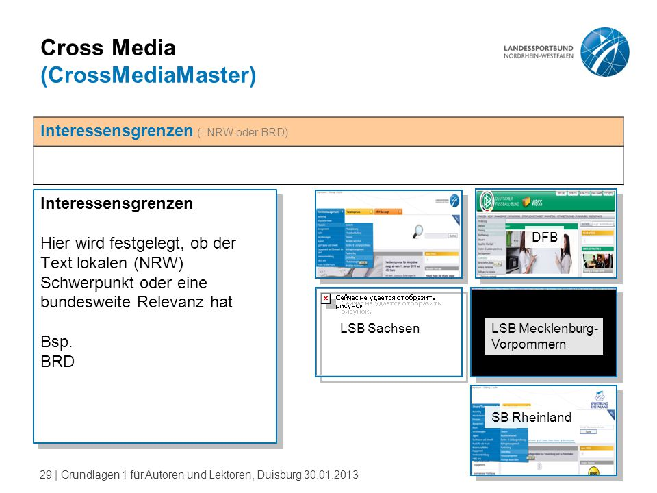 Cross Media (CrossMediaMaster)
