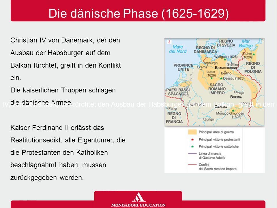 04/04/12 Die dänische Phase (1625-1629)