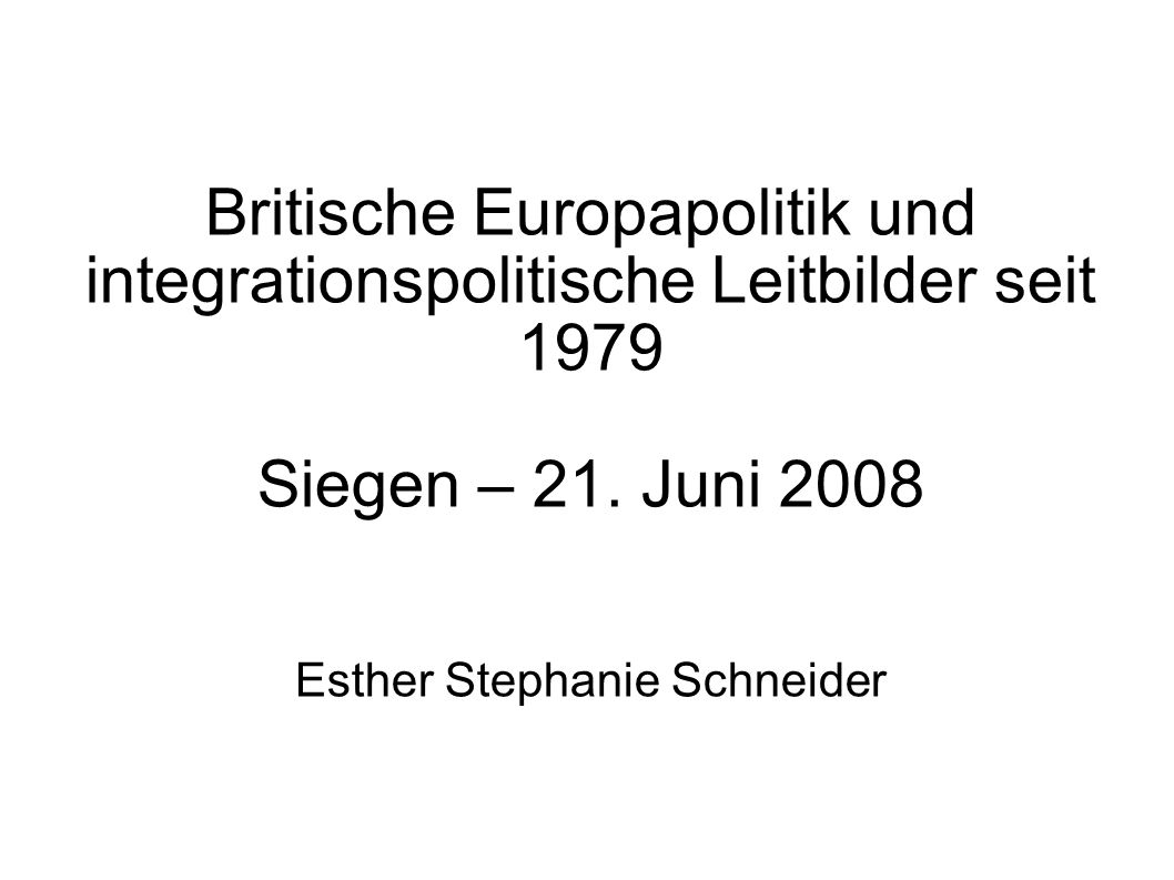 Esther Stephanie Schneider