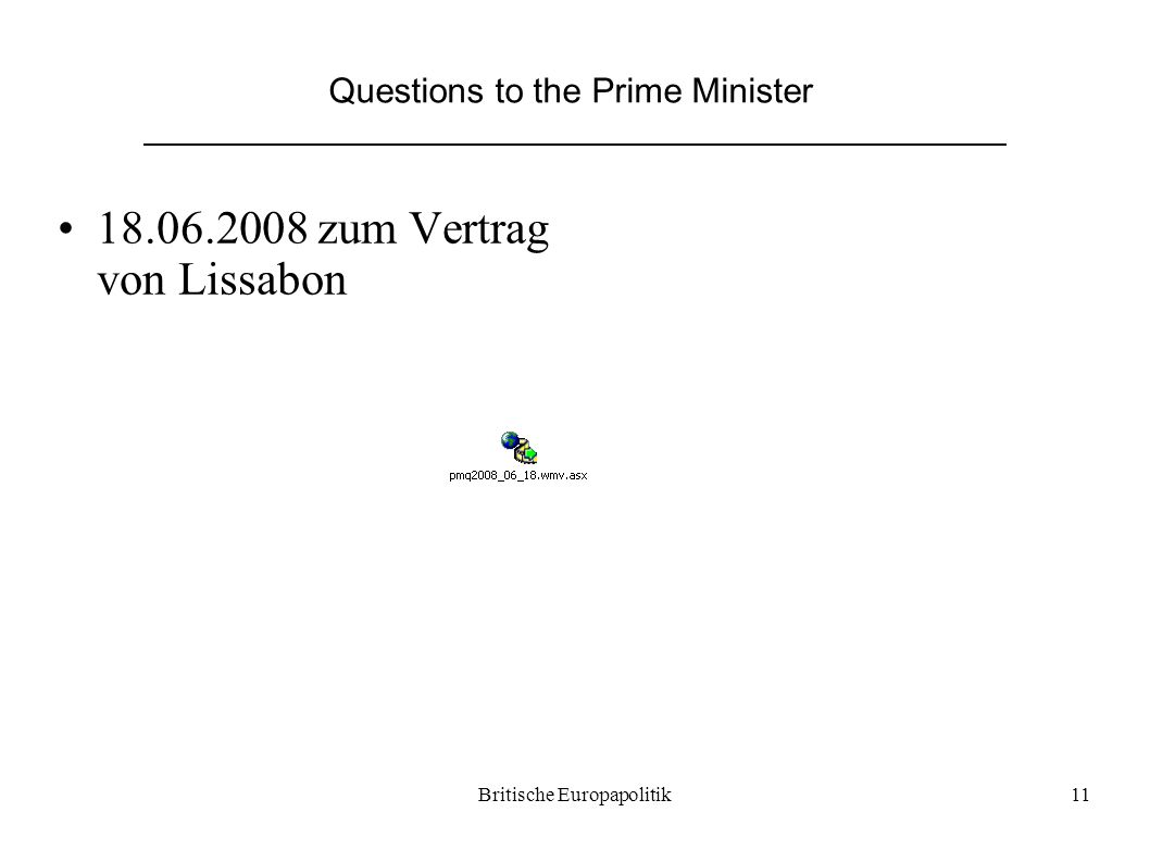 Questions to the Prime Minister