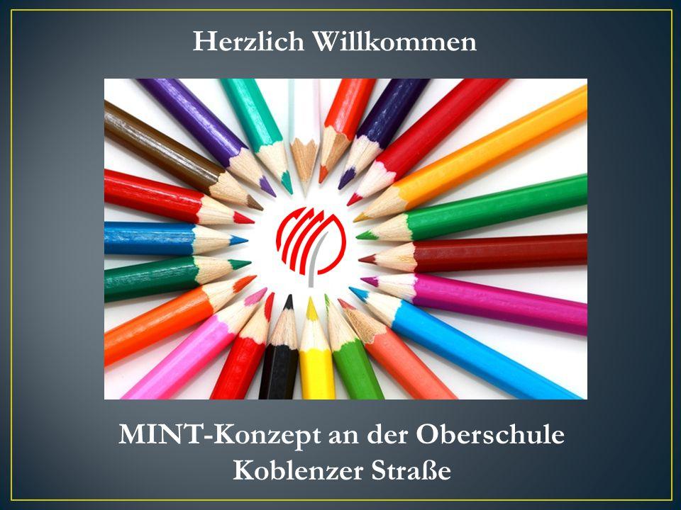 MINT-Konzept an der Oberschule Koblenzer Straße