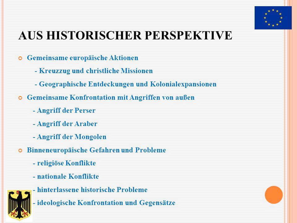 Aus historischer Perspektive