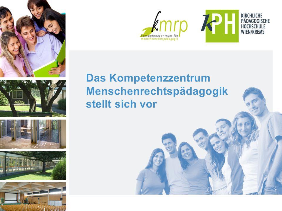 Das Kompetenzzentrum Menschenrechtspädagogik