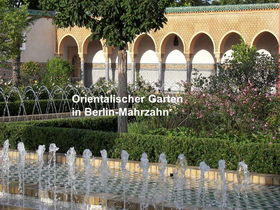 Orientalischer Garten