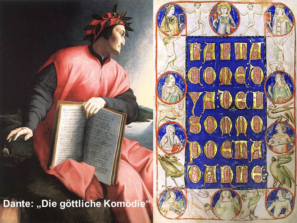 "Dante: ""Die göttliche Komödie"