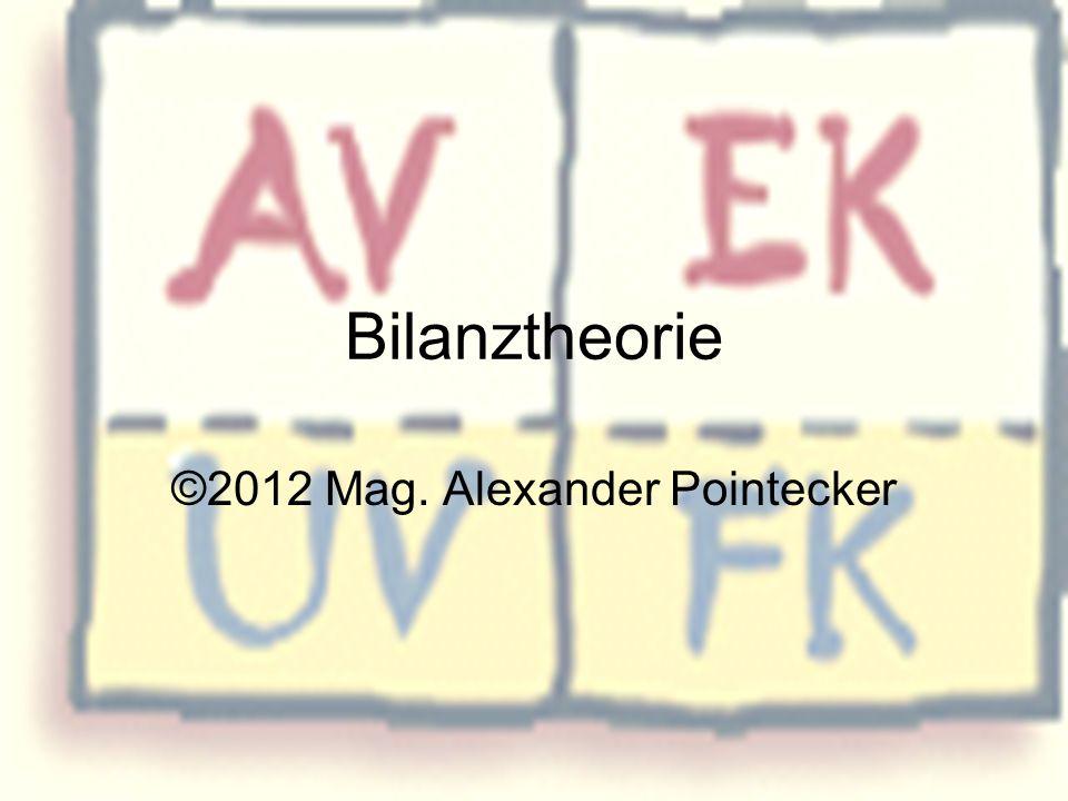 ©2012 Mag. Alexander Pointecker